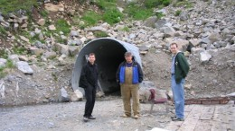 Access to past underground workings at Full Metal Minerals' Lucky Shot gold project
