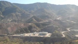 Pan American Silver's Dolores silver-gold mine in northern Mexico. Source: Pan American Silver