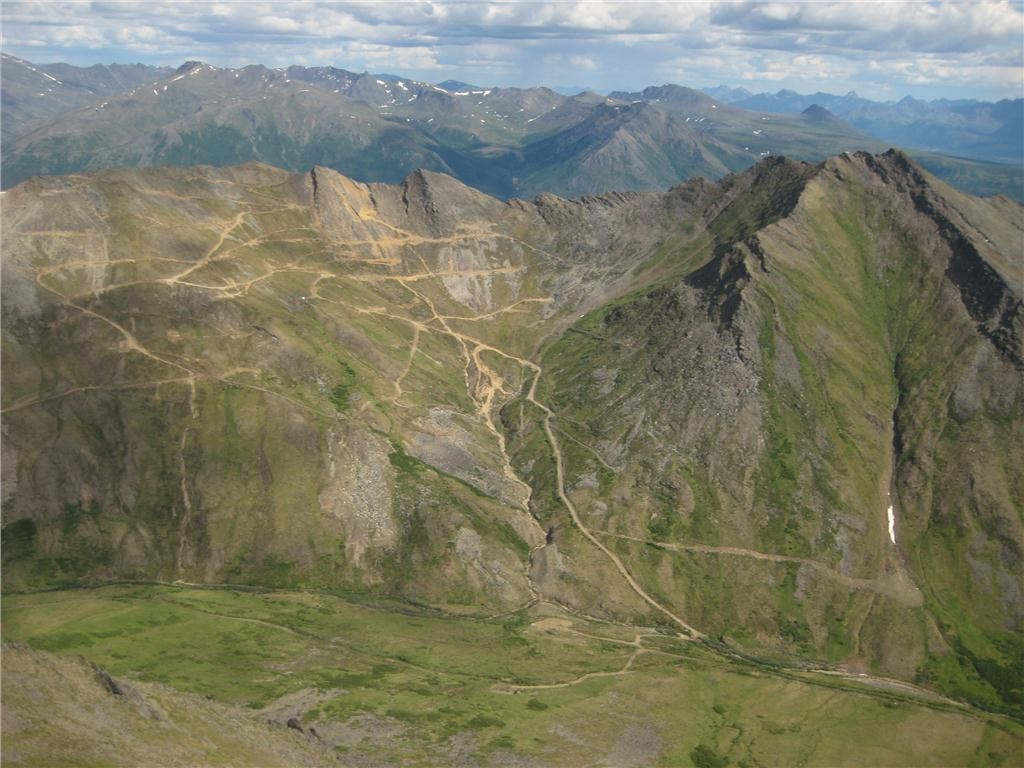 NovaCopper's Arctic polymetallic project in northwest Alaska's Ambler mining district. Source: NovaCopper