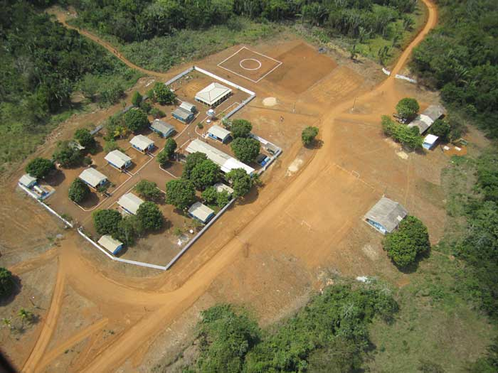 The field camp at Belo Sun Mining's Volta Grande gold project in Brazil. Credit: Belo Sun Mining