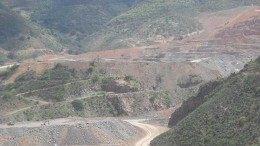 Pan American Silver's Dolores silver-gold mine in northern Mexico. Credit: Pan American Silver