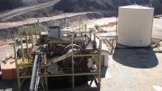 Equipment at Kerr Mines' past-producing Copperstone gold mine in Arizona. Credit: Kerr Mines.