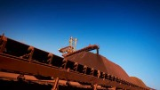 BHP Billiton's iron ore shipping facilities at Port Hedland in Western Australia's Pilbara region. Credit: BHP Billiton