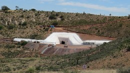 A portal at MAG Silver and Fresnillo's Juanicipo silver project in central Mexico. Credit: MAG Silver