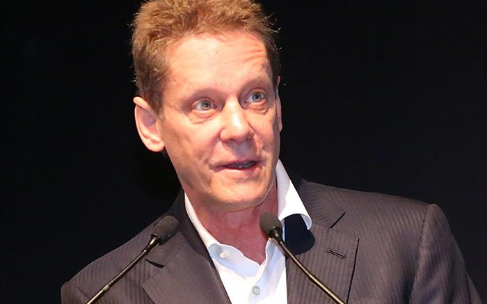 Robert Friedland, Ivanhoe Mines' executive chairman and founder.