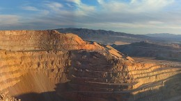 Barrick Gold's Zaldivar copper mine in Chile. Antofagasta is set to buy half of the operation for US$1 billion. Source: Barrick Gold