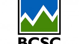 The logo of the  British Columbia Securities Commission (BCSC).