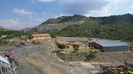 Aberdeen International faced off with dissident shareholders earlier this year. The firm owns a 42.5% stake in African Thunder Platinum, which operates the Smokey Hills PGM mine in South Africa, shown here. Credit: Aberdeen International