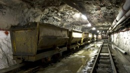 Anglo American's Tumela platinum mine in Limpopo, South Africa. Credit: Anglo American.