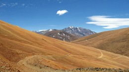 McEwen Mining's Los Azules copper project in Argentina's San Juan province.Credit: McEwen Mining