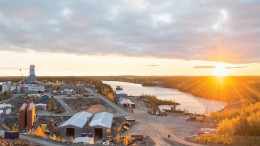 Claude Resources' Seabee gold mine in Saskatchewan. Credit: Claude Resources
