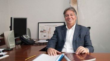 Argentina's Secretary of Mining Daniel Meilan.  Credit: Argentina's Ministry of Energy and Mines