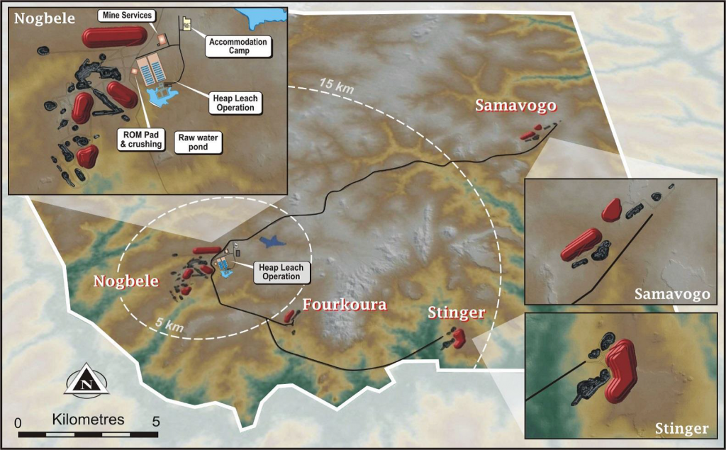 Teranga tables friendly US63M bid for Gryphon Minerals The