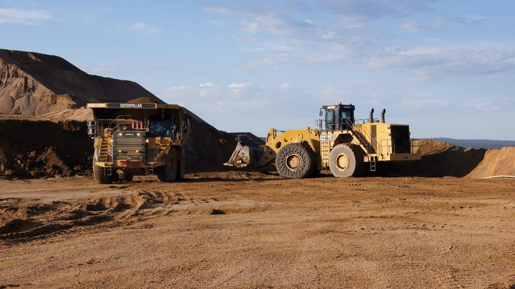 At Coeur Mining's Wharf gold-silver mine in South Dakota, which the miner bought in 2015. Credit: Coeur Mining.