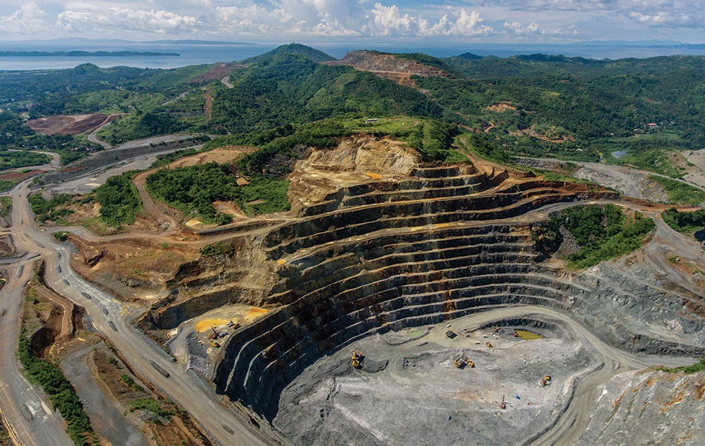 B2Gold's Masbate gold mine in the Phillippines. Credit: B2Gold.