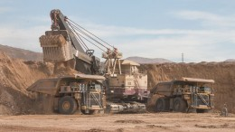 Mining operations at Premier Gold's 40%-owned South Arturo mine. Credit: Premier Gold.