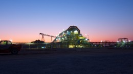 Lucara Diamond's Karowe mine in Botswana. Credit: Lucara Diamond