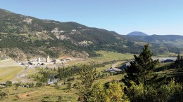 Stillwater Mining's namesake PGM mine in Montana. Photo: Stillwater Mining.