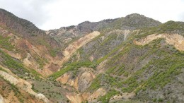 Mariana Resources' Hot Maden gold-copper project in northeastern Turkey's Artvin province. Credit: Mariana Resources.