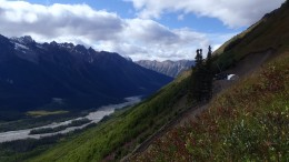 Drilling at the Schaft Creek copper project in B.C. in 2011-12. Credit: Copper Fox Metals.