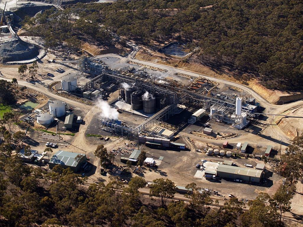 Newmarket Gold's Fosterville gold mine in Victoria, Australia. Credit: Newmarket Gold.