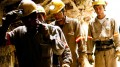 Workers at Continental Gold's Buritica gold-silver project in Antioquia, Colombia. Credit: Continental Gold.