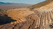 Barrick Gold's Cortez gold mine in Nevada will be the pilot site for its digital partnership with Cisco. Credit: Barrick Gold.