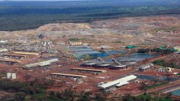 First Quantum Minerals' 80%-owned Kansanshi copper mine in Zambia. Credit: First Quantum Minerals.