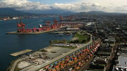 The Port of Vancouver in 2007. Credit: Public domain/Wikipedia.