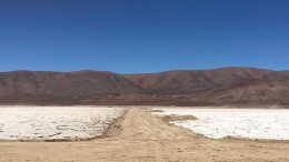 Lithium Americas' Cauchari-Olaroz lithium project in Argentina, where SQM is a joint-venture partner. Credit: Lithium Americas.
