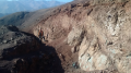 Prospecting at the historic Atajo on Camino's Los Chapitos copper project 15 km north of the coastal city of Chala, Department of Arequipa, Peru. Credit: Camino Minerals.