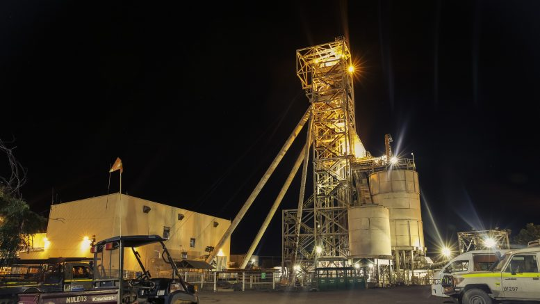 The Bulyanhulu gold mine commenced commercial production in 2001 and has produced over 3 million oz. to date. Credit: Acacia Mining.