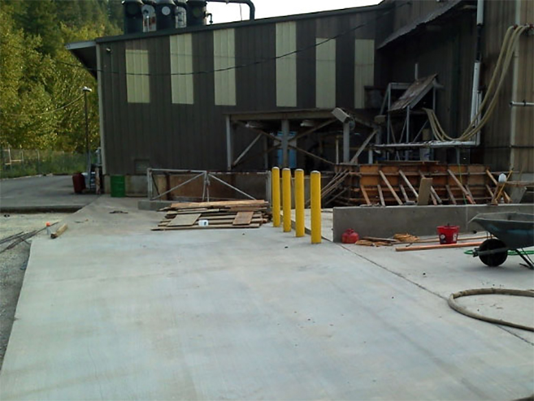 The Idaho cobalt production facility in the fall of 2012. Credit: eCobalt Solutions.