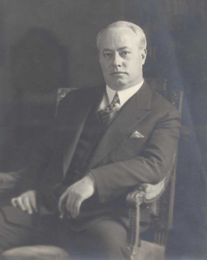John Paris Bickell. Credit: MacLachlan Family Collection.