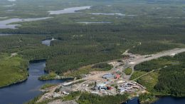 A US$90 million expansion has been earmarked for SSR Mining's Seabee gold operation in northern Saskatchewan. Credit: SSR Mining.