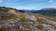 The landscape at Kutcho Copper's Kutcho high-grade copper-zinc project in northern British Columbia. Photo credit: Kutcho Copper.
