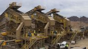 Northern Vertex closes out construction at its soon producing Moss mine. Credit: Northern Vertex.