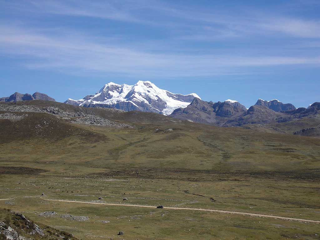 Tinka Resources' Colquipucro silver oxide project in Peru. Credit: Tinka Resources.