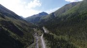 Nickel Creek Platinum's Nickel Shaw nickel-copper-PGM project in southwestern Yukon. Credit: Nickel Creek Platinum.