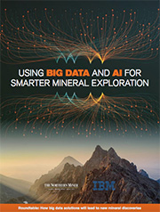 Using Big Data and AI for Smarter Mineral Exploration