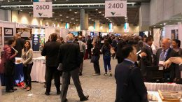 The Investors Exchange at PDAC in Toronto. Photo by The Northern Miner.