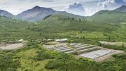 Atac Resources' Rackla gold property in the Yukon. Credit: Atac Resources.