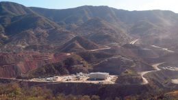Pan American Silver's Dolores silver-gold mine in Chihuahua, Mexico. Credit: Pan American Silver.