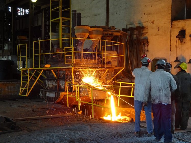 Processing facilities at Horizonte Minerals' Araguaia project in Brazil. Credit: Horizonte Minerals.