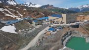Pretium Resources' Brucejack gold mine in northwest British Columbia's Golden Triangle region. Credit: Pretium Resources.