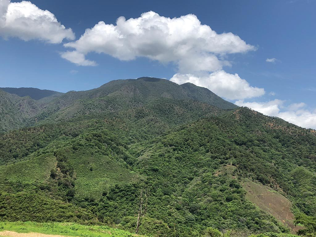 Evrim Resources' Cuale gold property in Mexico's Jalisco state, 185 west of Guadalajara. Credit: Evrim Resources.