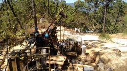 Endeavour has drilled more than 100,000 metres at Terronera since 2011. Credit: Endeavour Silver.