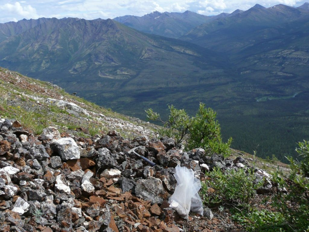 Metallic recently expanded its McKay Hill silver project 25%. Credit: Metallic Minerals.