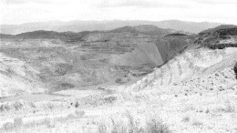 A view of the Robinson mine's Liberty pit.