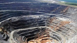 POLYUS GOLDPolyus Gold's flagship open-pit Olympiada gold mine, 600 km north of the city of Krasnoyarsk in Siberia. Norilsk Nickel acquired Polyus as a subsidiary in 2002, and in March of this year Polyus was relaunched as a public company.